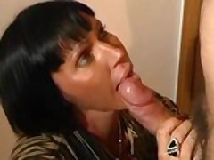 Italian Girl Fucks Stranger In Her Room