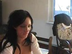 Candy Samira Webcam Show