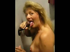 Gloryhole Blonde