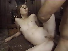Girl With Small Tits Fucked Hard