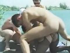 Rocking The Docks With Cocks