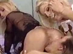 Ass Licking Slut Fest