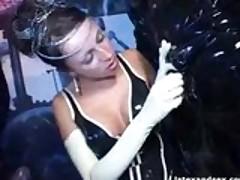 Fetish Queen Hands Full