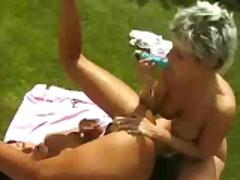 Lesbian Pussy Ramming