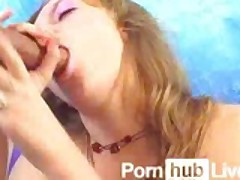 Angel4kiss from Pornhublive Shows Off Her Perfect Breasts
