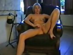 Touching Myself Till I Get Cock