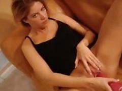 Sexy Chick's Masturbation Session