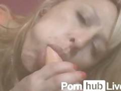 Hotblondsharon From Pornhublive Plays