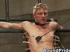 Super extreme BDSM gay hardcore part3