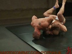 Tyler Saint vs Alessio Romero The Oil Match