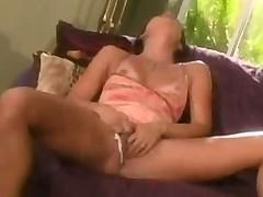 Lesbian Oral Orgastic Dildo Fun