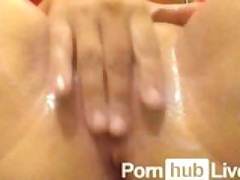 SexyCate1 From Pornhublive Cums For Cam