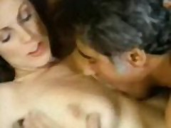 Sexy Kay Parker gets busy