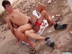Al Fresco Fuck Part 2