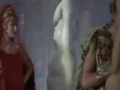 Blowjob orgy in Caligula