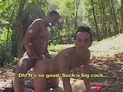 Gay outdoor