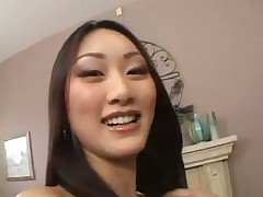 Cute asian anal sex