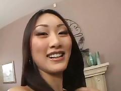 Cute asian anal sex