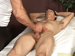SeXploring Tonys First Cumshot