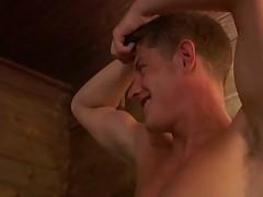 Bathhouse Ballin With The Bareback Boys - Scene 1 - Puppy Productions