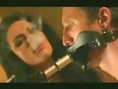 Kinky Mistress Chanel fucks her ash tray