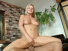 Light-complexioned Babysitter Is Anal Fucked