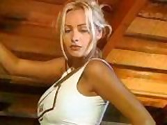 Beautiful Zdenka Podkapova striptease