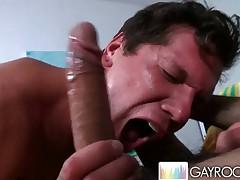 GayRoom Huge Cock