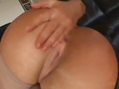 Naomi Russell gets anally jammed
