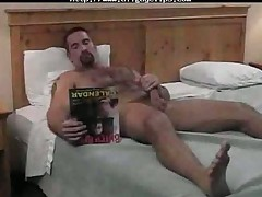 Blake Nolan Sizzling Solo Scene gay porn gays gay cumshots swallow stud hun