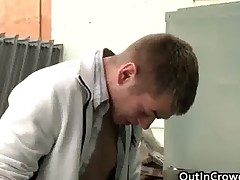 Dude gets his tight ass stuffed part1