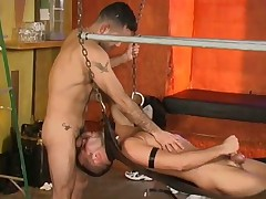 Men Hard At Work - Scene 3