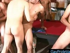 Dude sucking 15 dicks like a real pro part4