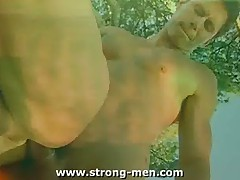 Orgy Muscle Outdoors