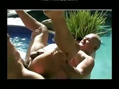 Daddy Bear gay porn gays gay cumshots swallow rafter hunk