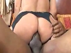 Mum gets anal fucked - with rimjob