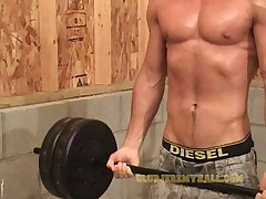 Jeremy Hall s Steamy Horny Workout