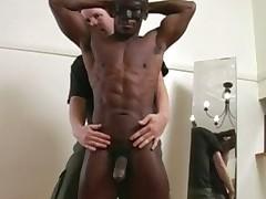Masked Black Stud