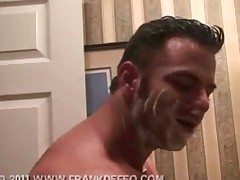Frank Defeo Shaving