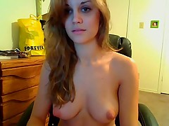Young webcam girl