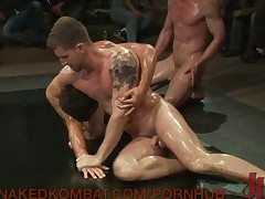 Cameron Adams and Phenix Saint vs Blake Daniels and DJ