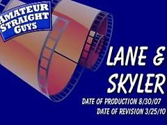 Lane and Skylar.