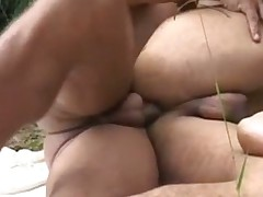 Outdoor Anal Fun