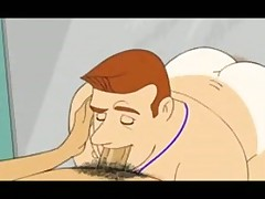 hot cartoon