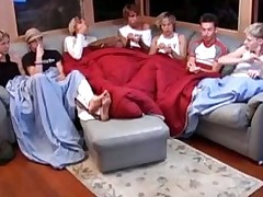 Sleepover Fanny Fucker Fun