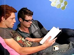 Timo Studies with Alan