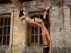 BDSM GAY BOY BONDAGE KENZIE M Tell off SCHWULE JUNGS 3