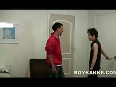 J.Park s First XXL Cock