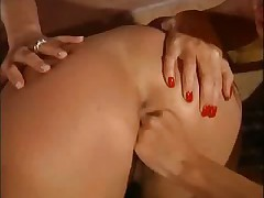 Hot sexy lesbian babes love their feets
