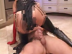 Audrey Hollander kitchenfuck